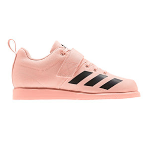 Load image into Gallery viewer, Women's adidas Powerlift 4, women, adidas, powerlift, 4, pink, lifting, lifter, shoe, crossfit, weightlifting