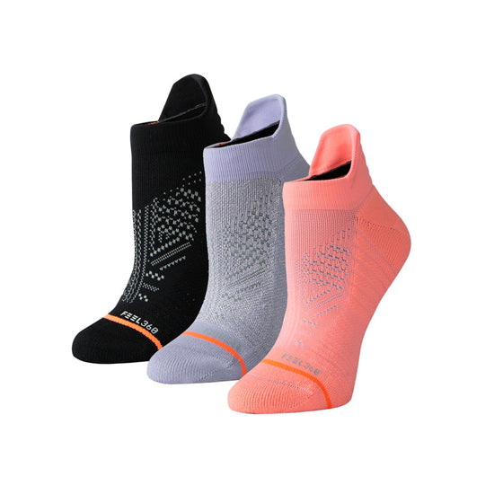 Women's Stance TRAINING Uncommon No Show Socks 3 Pack