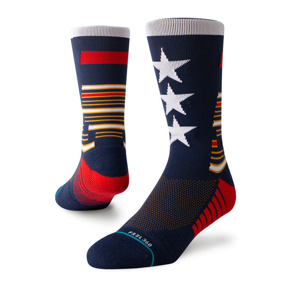 Men's Stance TRAINING Tribute Crew Socks