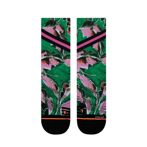 Load image into Gallery viewer, Women's Stance TRAINING Varsity Floral Crew Socks