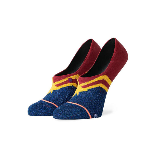 Women's Stance Captain Marvel Invisible