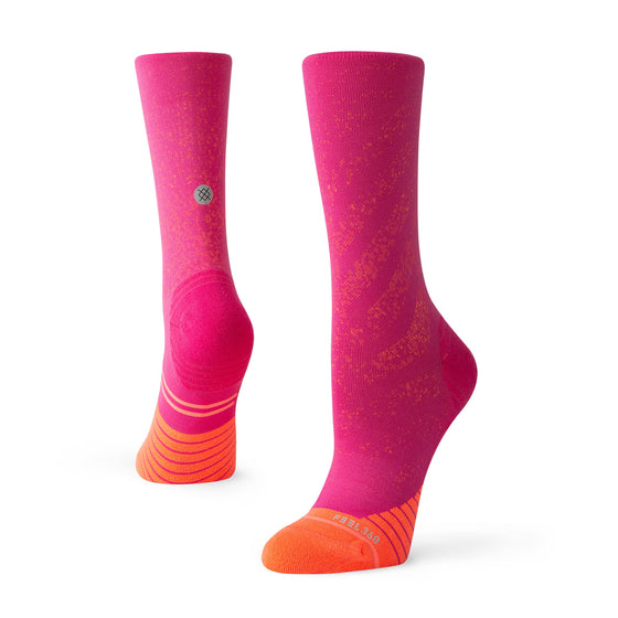 Women's Stance RUN Uncommon Crew Socks