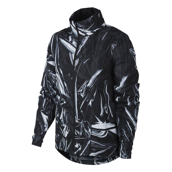 Women's Nike Shield Jacket Hooded Flash