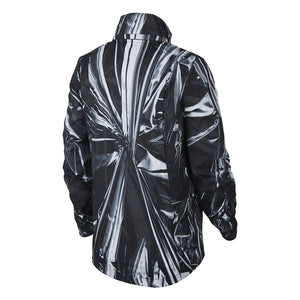 Load image into Gallery viewer, Women's Nike Shield Jacket Hooded Flash