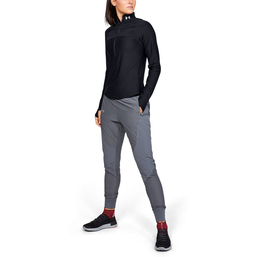 Women's Under Armour Qualifier Half Zip