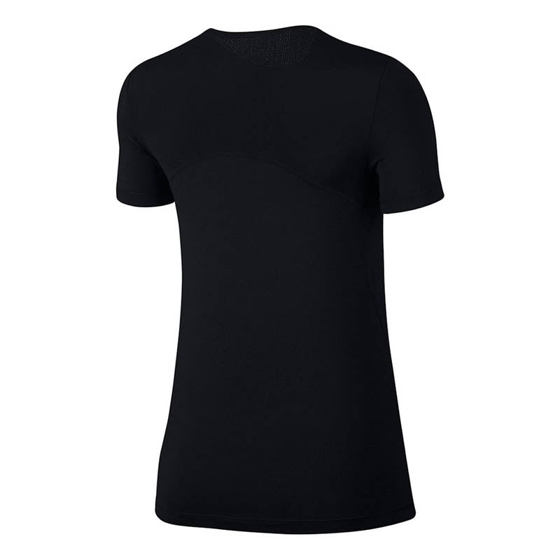 Women's Nike Pro All Over Mesh Short Sleeve