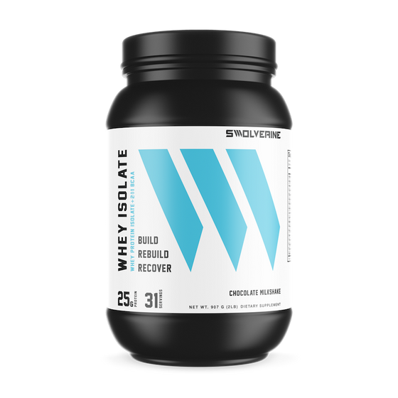 Swolverine Whey Protein Isolate
