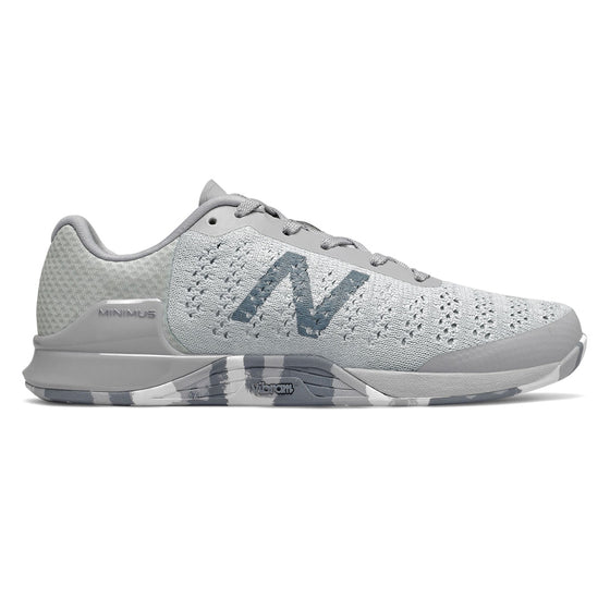 Women's New Balance Minimus Prevail, women, new, balance, minimus, previal, crossfit, training, workout, gym, shoe, new, color, style, aluminum, white, grey, camo, snow
