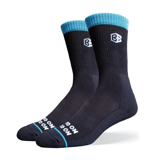 Men's No Guts Crew Sock