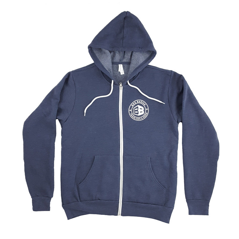 Men's Fleece Logo Hoody