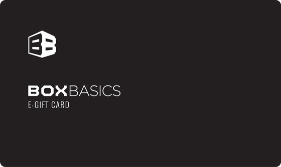Box Basics e-Gift Card