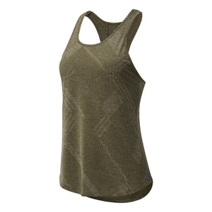 Load image into Gallery viewer, Women's New Balance Q Speed Fuel Jacquard Tank