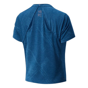 Women's New Balance Q Speed Fuel Jacquard Short Sleeve