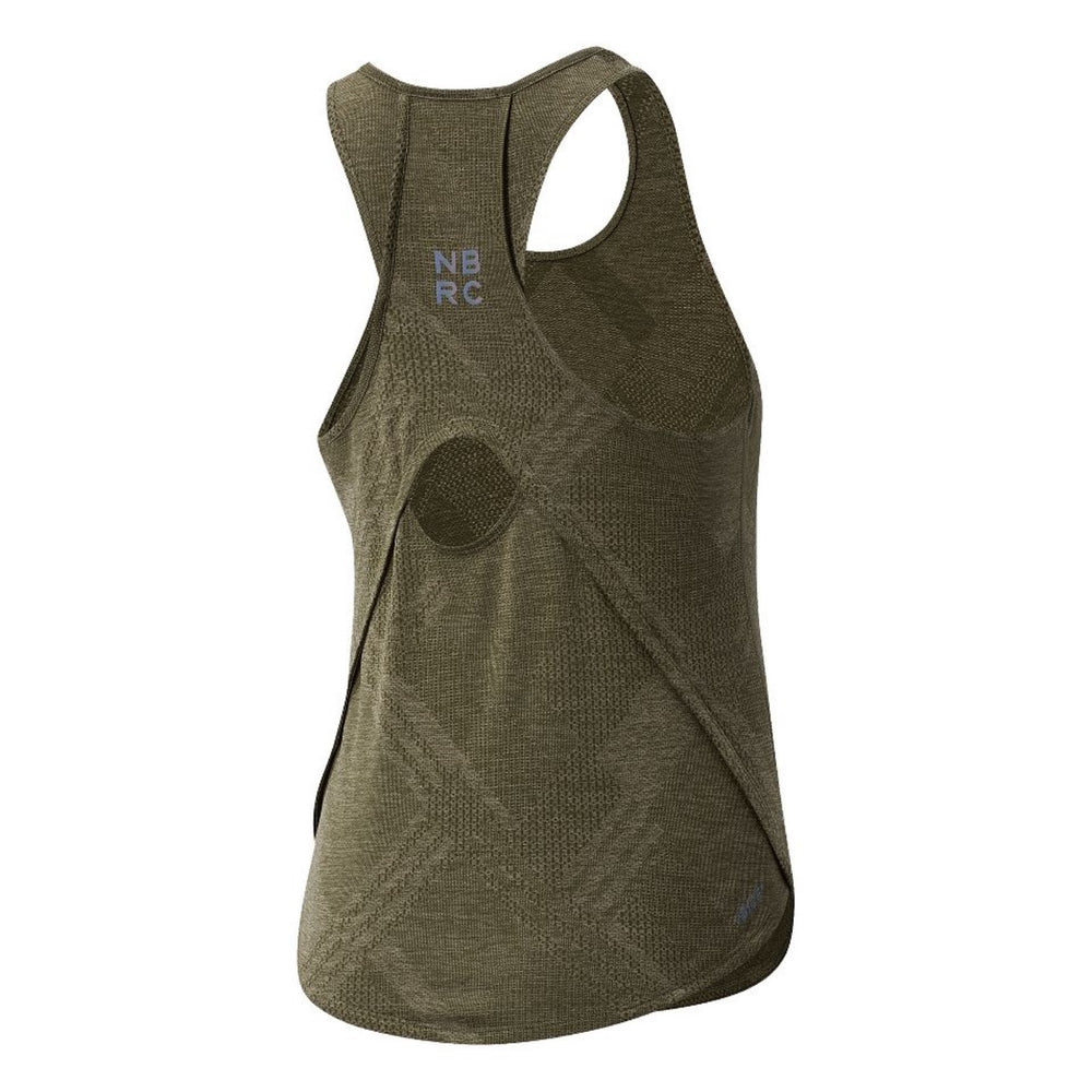 Women's New Balance Q Speed Fuel Jacquard Tank