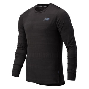 Load image into Gallery viewer, Men's New Balance Q Speed Fuel Jacquard LS