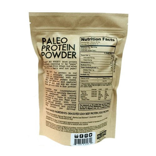 Paleo Protein Powder - 1lb bag