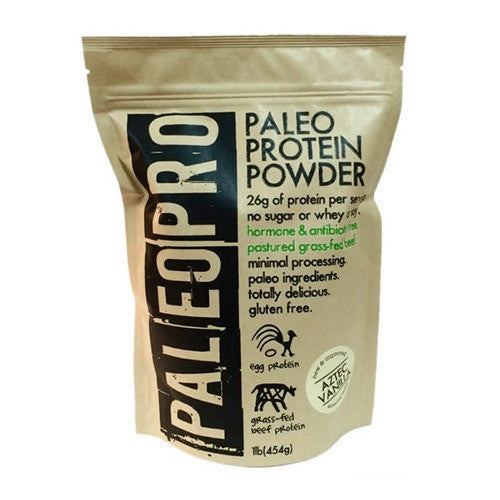 Paleo Protein Powder - 1lb bag Vanilla