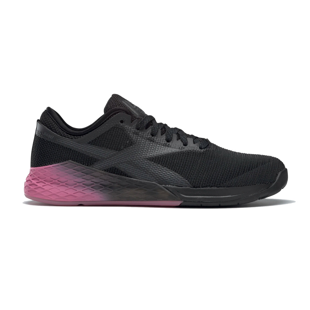 Men's Reebok CrossFit Nano 9,  men, reebok, crossfit, nano, 9, shoe, beach, season, miami, color, style, special, release, edition, black, pink, fade