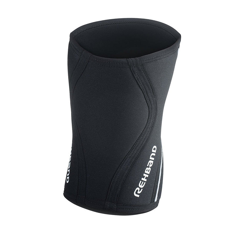 Rehband Rx Knee Sleeve - 7mm Black