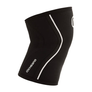 Load image into Gallery viewer, Rehband Rx Knee Sleeve - 7mm Black
