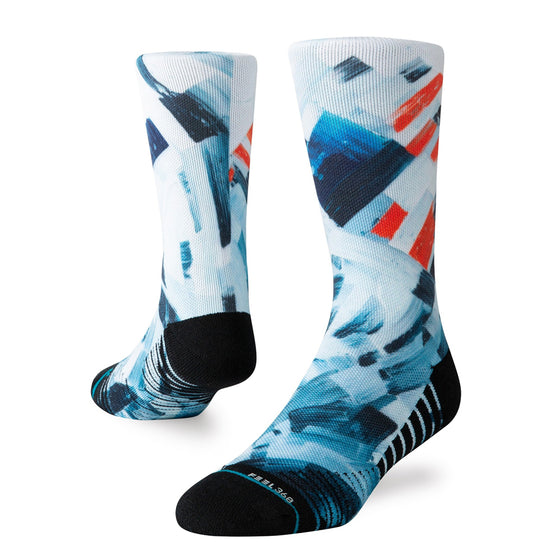 Men's Stance TRAINING Higher Places Crew Socks