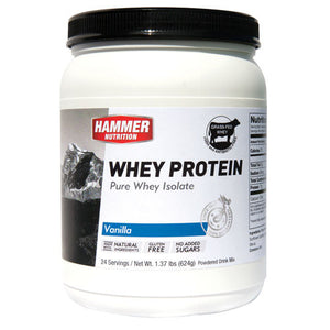 Hammer Nutrition Whey Protein 24 svgs