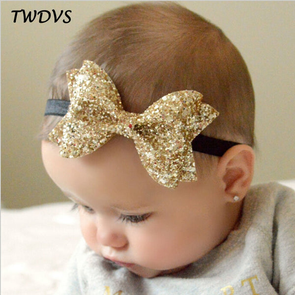 Newborn Shiny Bow