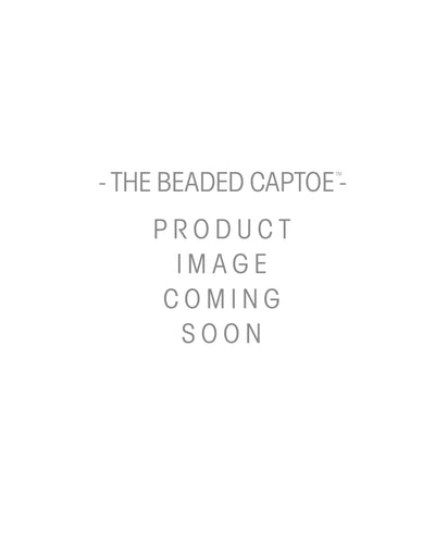 The Beaded Captoe™ BEADWRK™ Customization for Rothy's Points (Customization Only)