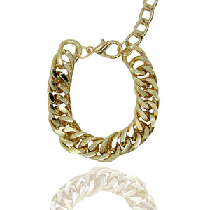 Beverly Hills Gold Chain Bracelet