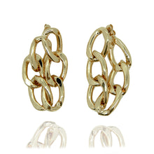 Load image into Gallery viewer, Cayo Chain Link Earrings