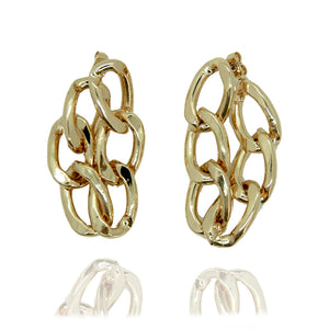 Cayo Chain Link Earrings