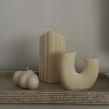 Load image into Gallery viewer, White Cloud Candle Set