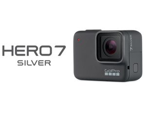 HERO7 Silver Bundle