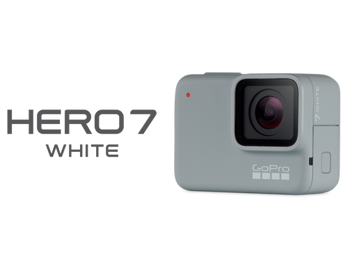 HERO7 White Bundle