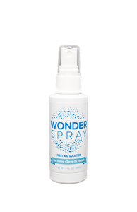 Wonder Spray 8oz & 2oz First Aid Solution Combo Pack