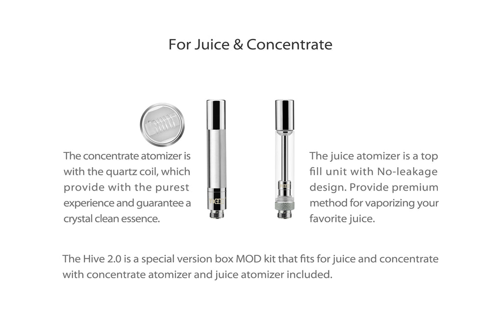 Yocan HIVE 2.0 Vape Pen Kit