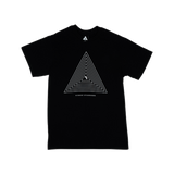 Higher Standards T-Shirt - Concentric Triangle