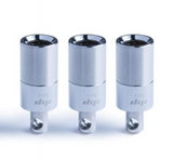 The Dipper Replacement Quartz Crystal Atomizer 3Pk