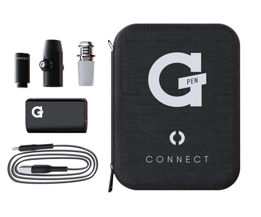 G Pen CONNECT Vaporizer Rig