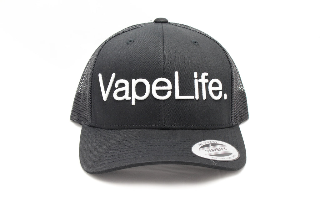 Locdog', 'VapeLife Baby', and 'VapeLife' Snap Back Hats
