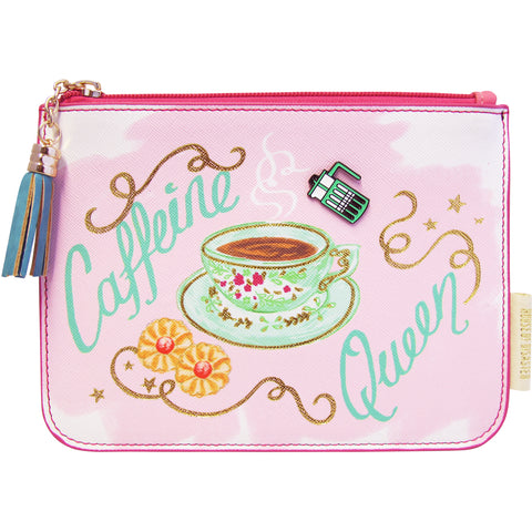 House of Disaster Keepsake Caffine Queen Pouch
