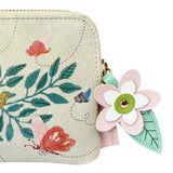 House of Disaster Secret Garden Flower Make Up Bag
