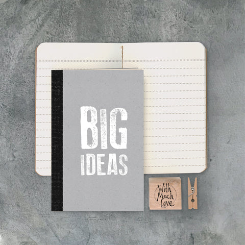 East of India Big Ideas Small Notebook