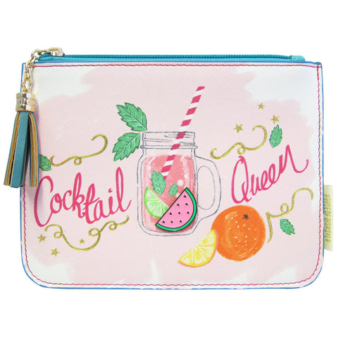 House of Disaster Keepsake Cocktail Queen Pouch