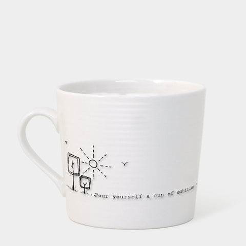 East of India Pour yourself a cup of ambition Mug
