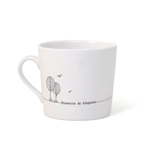 East of India Prosecco in Disguise Mug