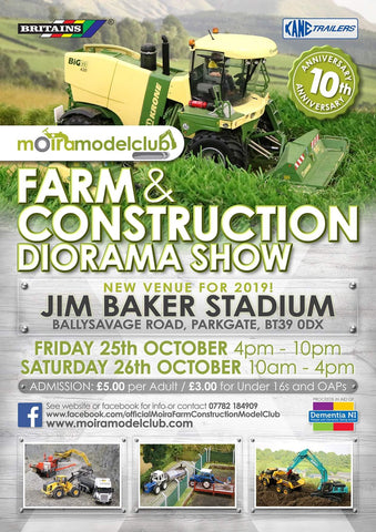 Farm and construction model show