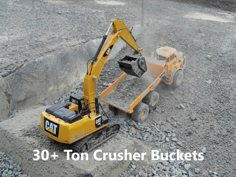 30 Ton Crusher Bucket