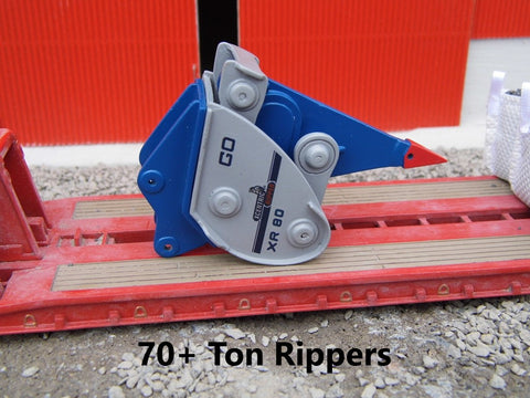 70+ Ton Rippers