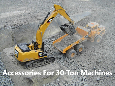 1:50 Scale Accessories fot 30+Ton Excavators
